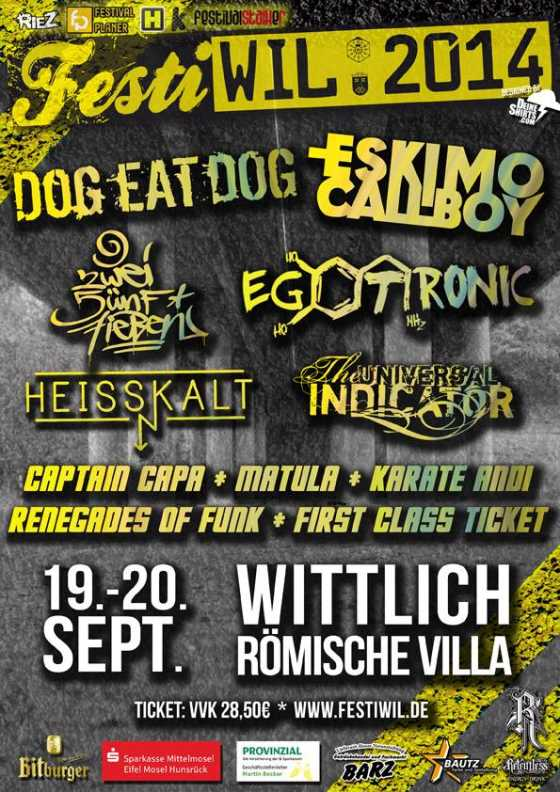 Dog Eat Dog Wittlich