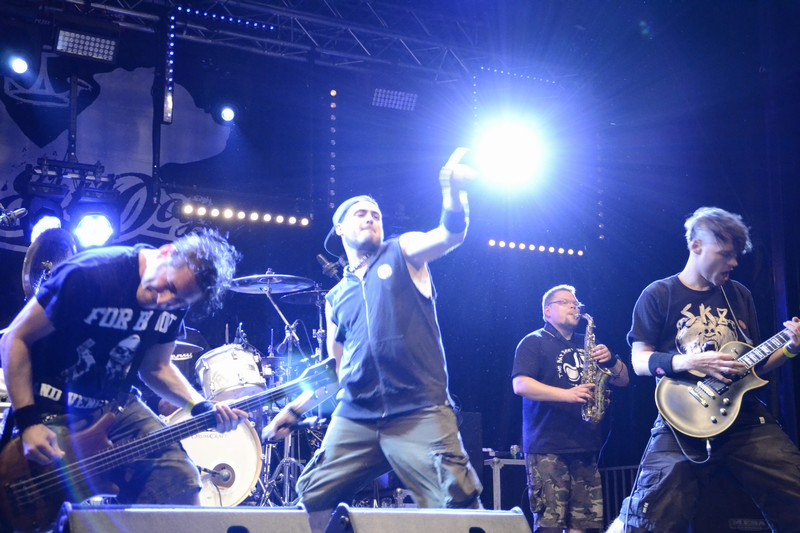 Heerlen at Booch Festival on 09/08/14